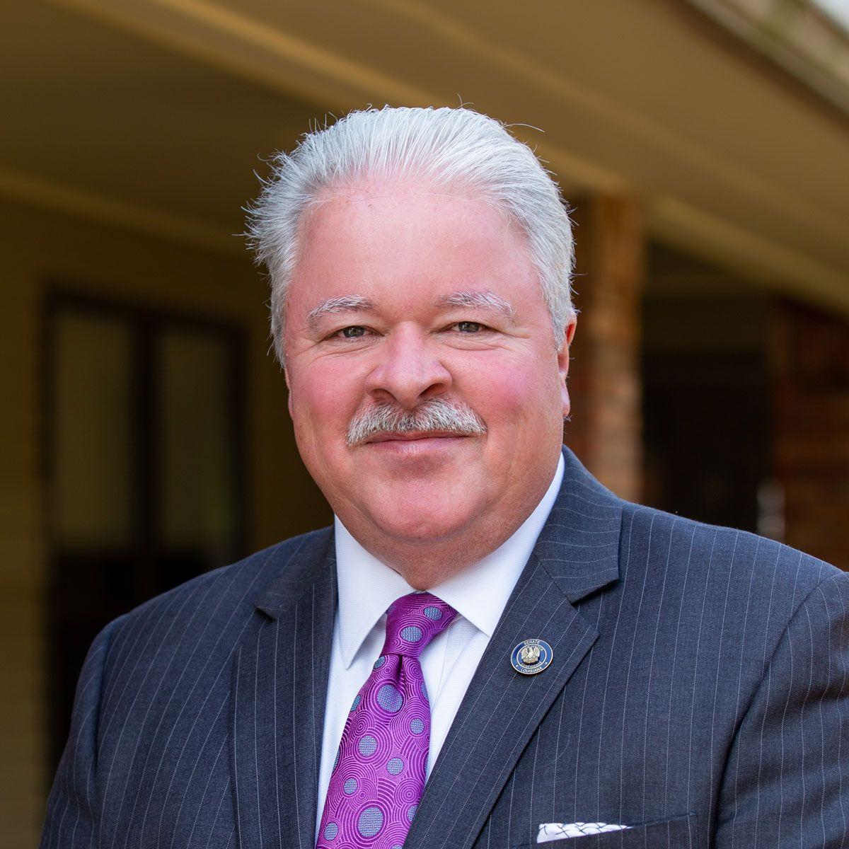 Senator Jay Luneau
